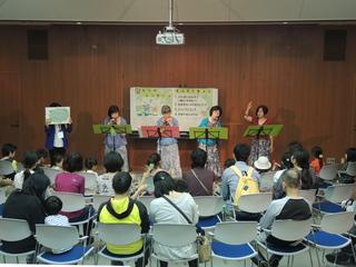 森のオカリナコンサート.JPG